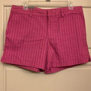 Banana Republic Purple Shorts
